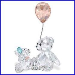 Swarovski Crystal My Little Kris Bear Mother & Baby Figurine Decoration 5557542