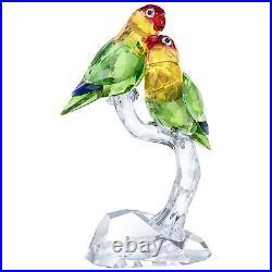 Swarovski Crystal Paradise 5379552 Lovebirds Size 16 x 8.8 x 5.5 cm