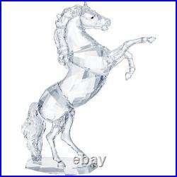 Swarovski Crystal Peaceful Countryside Stallion Figurine Decoration 5470628