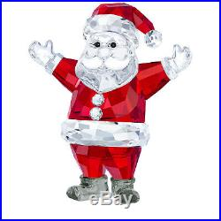 Swarovski Crystal Santa Claus Christmas Decoration Figurine 5291584