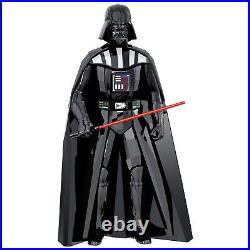 Swarovski Crystal Star Wars Darth Vader Decoration Figurine 5379499