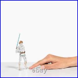 Swarovski Crystal Star Wars Luke Skywalker Figurine Decoration 5506806