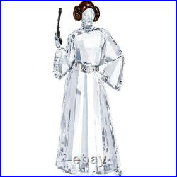 Swarovski Crystal Star Wars Princess Leia Figurine Decoration 5472787
