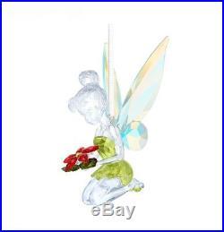 Swarovski Crystal, Tinkerbell Christmas Ornament. Art No 5135893