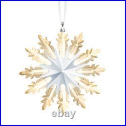 Swarovski Crystal Winter Star Ornament #5464857 Brand Nib Christmas Save$$ F/sh