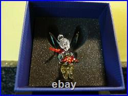 Swarovski Disney Christmas Ornament Tinkerbell