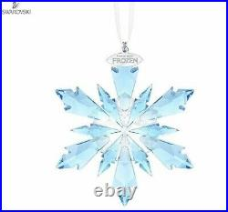 Swarovski Disney Frozen Snowflake Ornament MIB #5286457