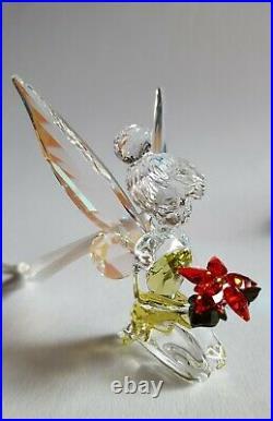Swarovski, Disney Tinker Bell Christmas Ornament Art No 5135893