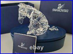 Swarovski Disney Winnie'eeyore' Free Uk Post Only With Buy It Now