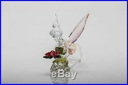 Swarovski Figurine Disney Christmas Ornament Tinkerbell 5135893