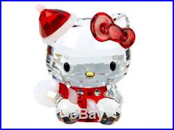 Swarovski Hello Kitty x SWAROVSKI Santa Crystal Christmas Ornament