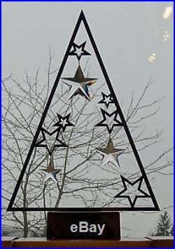 Swarovski LED Christmas Tree & Crystal Ornaments 5064271 MINT in BOX