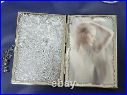 Swarovski Large Crystalline Picture Frame #918633 No Box