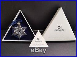Swarovski Limited Edition 2000 Crystal Christmas Ornament Now Save 15%