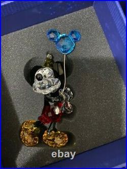 Swarovski Mickey Mouse Celebration Ornament Crystal Decoration 5376416 NEW