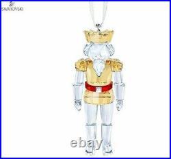 Swarovski Nutcracker Ornament MIB #5223690