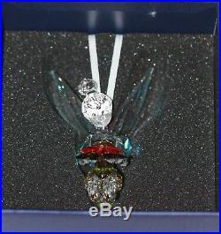 Swarovski Original Figurine Christmas Ornament Tinker Bell New 5135893