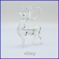 Swarovski Reindeer Christmas Ornaments 214821