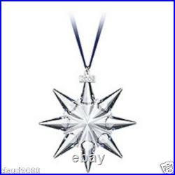 Swarovski Silver Crystal 2009 Annual Edition Star 983702 Retired Mint In Box