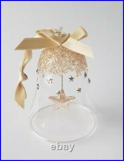 Swarovski, Zurich Lim-Ed Large Christmas Bell Ornament, Art No 5545604