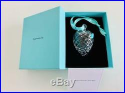 TIFFANY & Co. Pine Cone Christmas Ornament Limited Japan New Gift from store