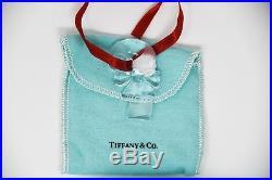 Tiffany & Co. Crystal Christmas Ornament
