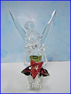 Tinker Bell Christmas Ornament Swarovski Crystal 5135893