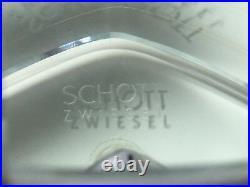 Very Rare Maybach 57 62 Mascot Emblem Ornament on Schott Zwiesel crystal Base