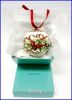 Vintage 1996 Tiffany & Co Christmas Ornament