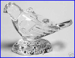 Waterford, 1996 Ornament, 2 Turtle Doves, 12 Days Christmas, Mint Condition, Box