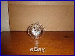 Waterford 2004 Snow Crystal Spire Christmas Ornament 8 1/4 WB