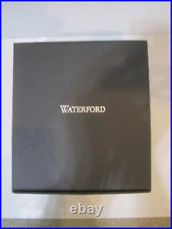 Waterford 2020 Christmas Tree Set of 3 New #1055094