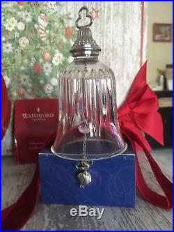 Waterford Crystal 12 Days of Christmas 9 Ladies Dancing Bell Ornament