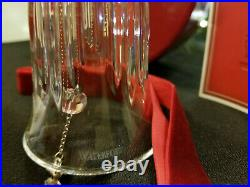 Waterford Crystal 12 Days of Christmas 9 Ladies Dancing Bell Ornament MIB Mint