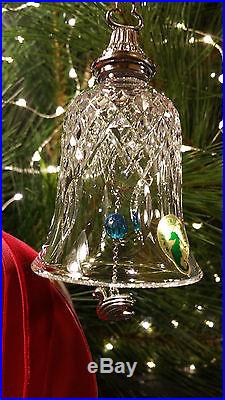 Waterford crystal 12 days of christmas seven swans a - Waterford crystal swimming pool times ...
