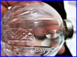 Waterford Crystal Ball Christmas Ornament The Times Square Collection 2002 Hope