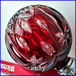 Waterford Crystal Lismore 2012 Annual Ball Christmas Ornament