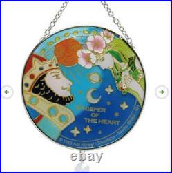 Whisper Of The Heart SunCatcher Prism Crystal Ball Hanging Ornament Ghibli NEW
